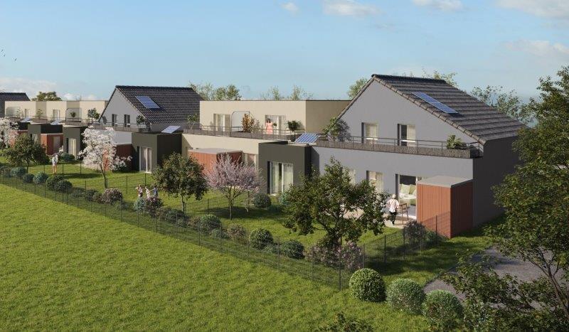 Maisons neuves Ahuy - Villa Meridienne