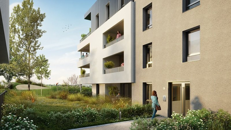 Appartements neufs Bezannes - La Résidence Le Fairway