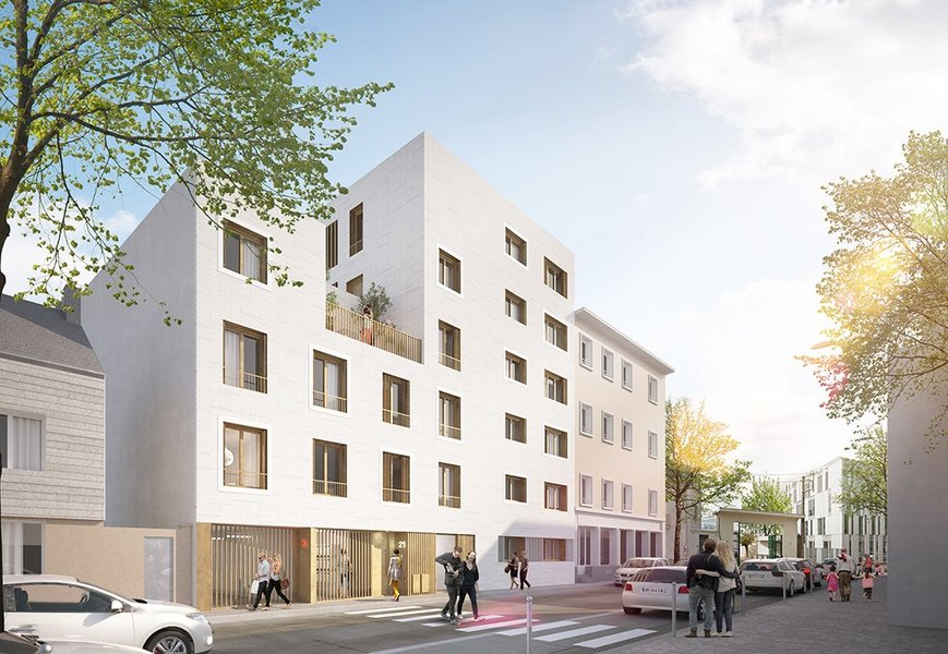 Appartement neuf Nantes - Stella
