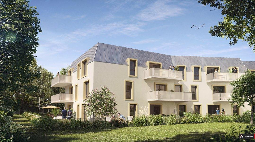 Appartements neufs Dijon - Fenetre Sur Parc
