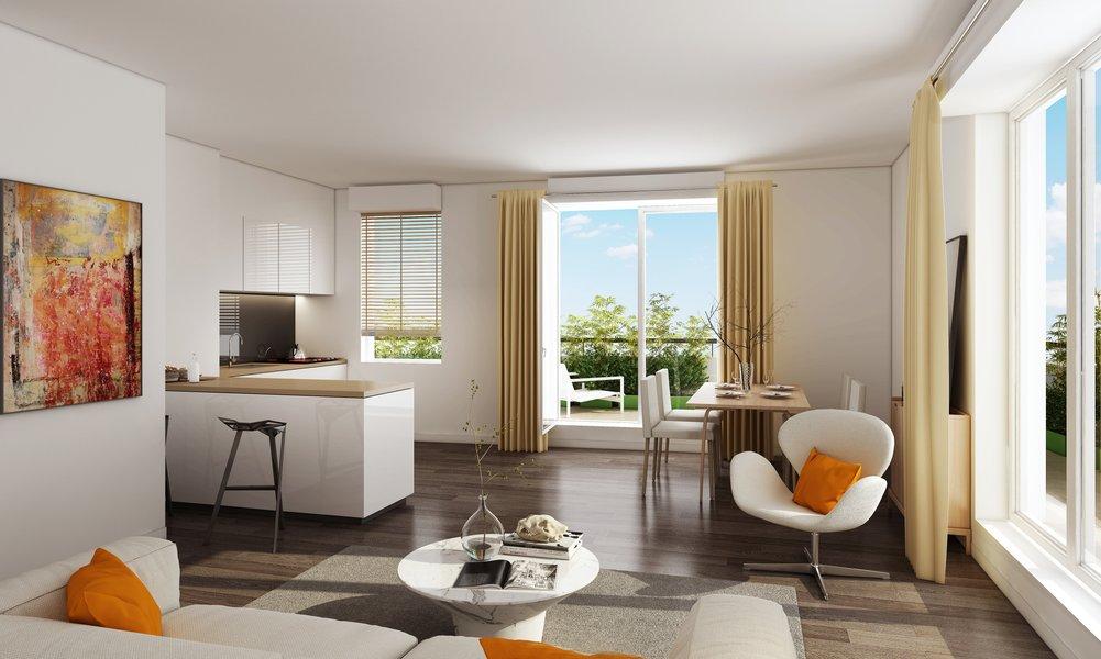 Appartements neufs Montpellier - L'edda