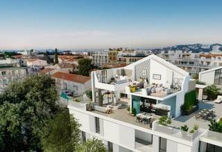 Appartement neuf Marseille - Le Cedre Blanc