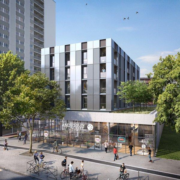 Appartement neuf Strasbourg - Epsilon
