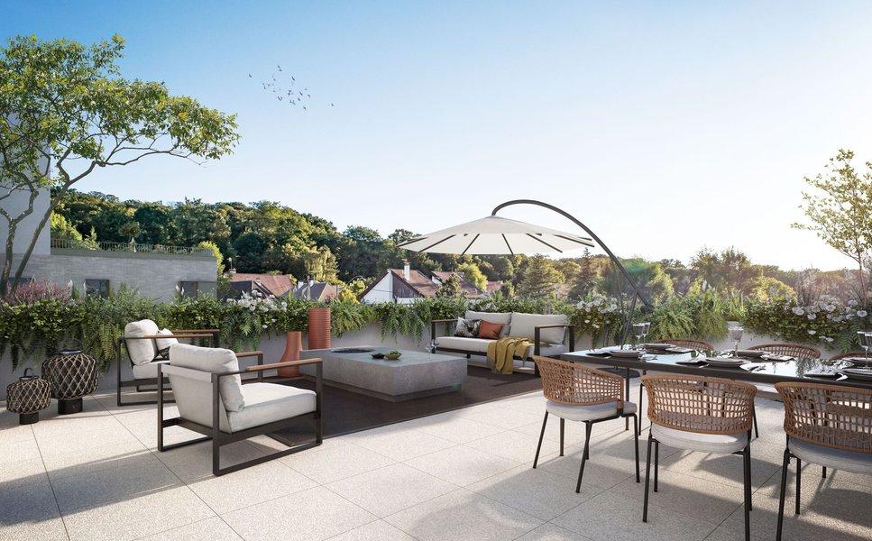 Appartements neufs Rueil-malmaison - Terrasses De La Châtaigneraie