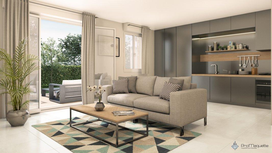 Maisons neuves Porcheville - Residence Galvani