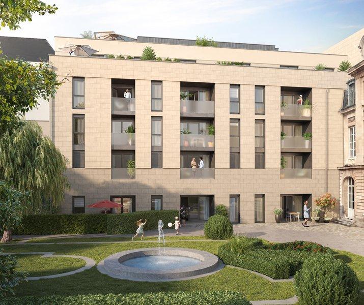 Appartements neufs Reims - Jardin Ponsardin