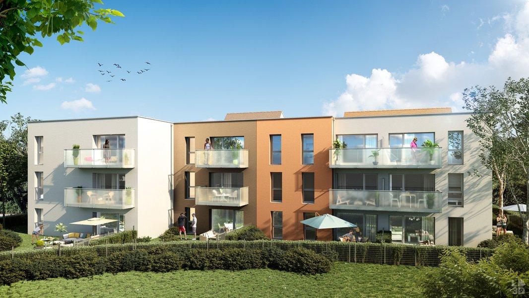 Appartements neufs Roncq - Le 551