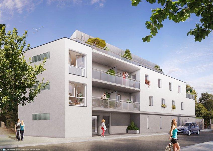Appartements neufs Bouguenais - Eléa