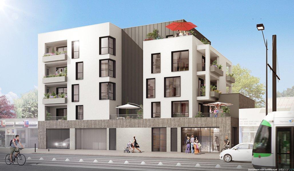 Appartements neufs Nantes - Urbana