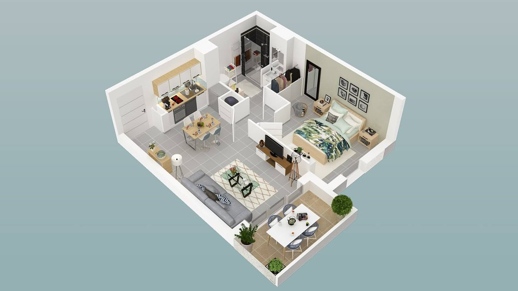 Appartements neufs Roquevaire - Côté Rives