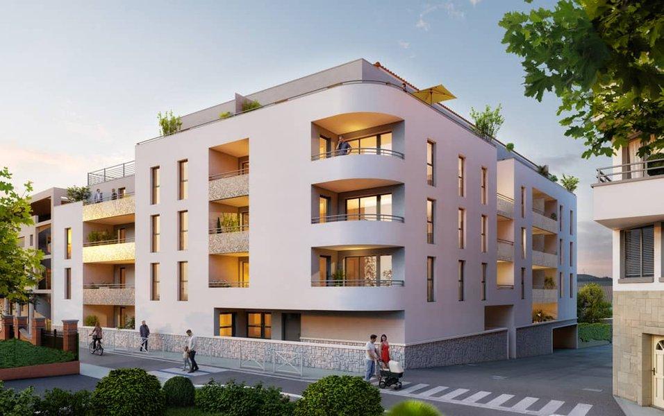 Appartements neufs Toulon - Carré Marceau