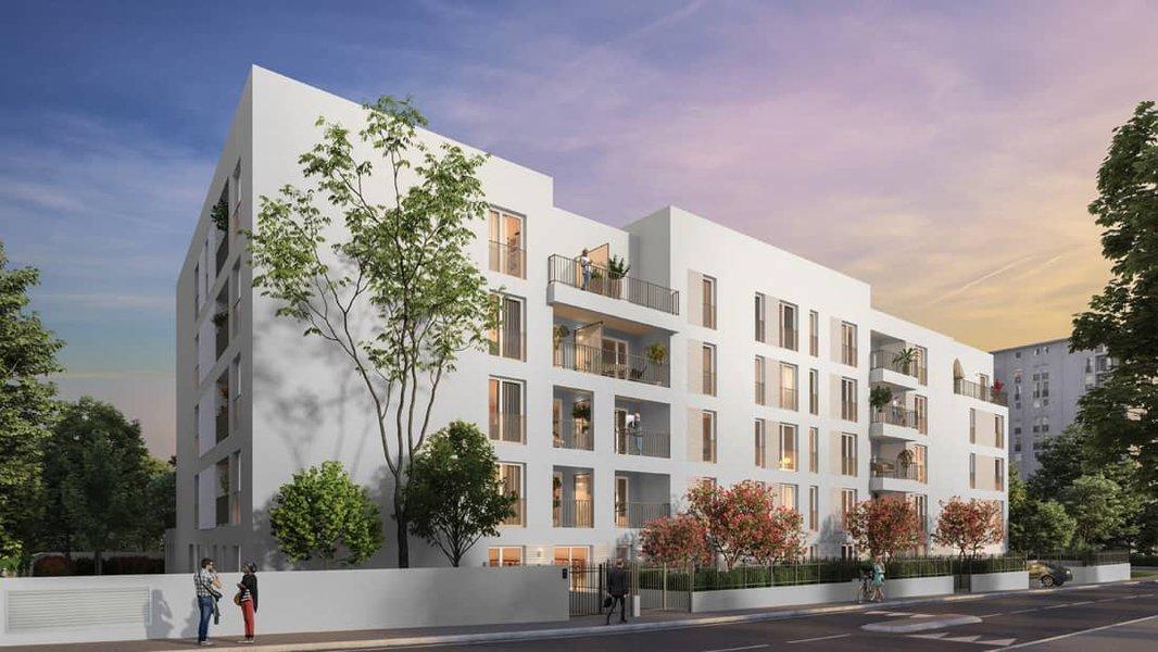 Appartements neufs Marseille - Chante Perdrix Park