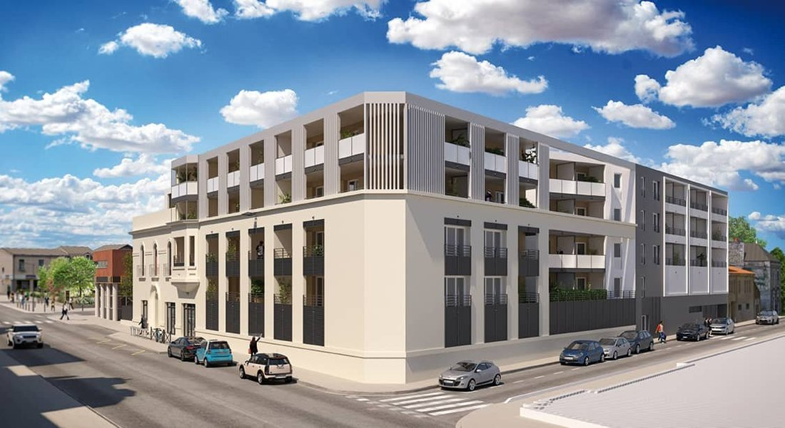 Appartement neuf Nîmes - Dhuoda République