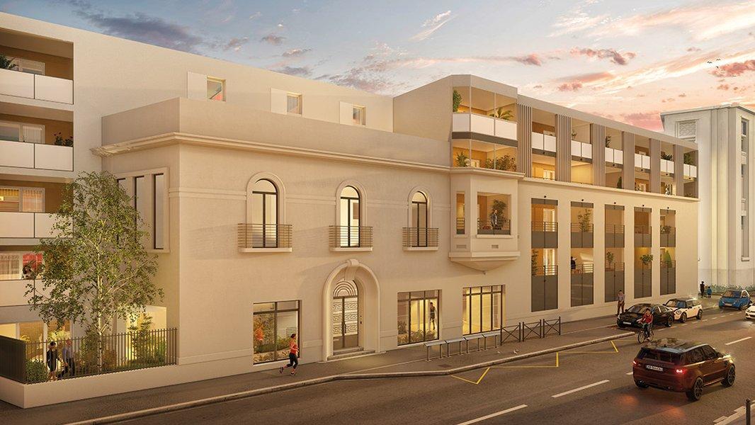 Appartements neufs Nîmes - Dhuoda République