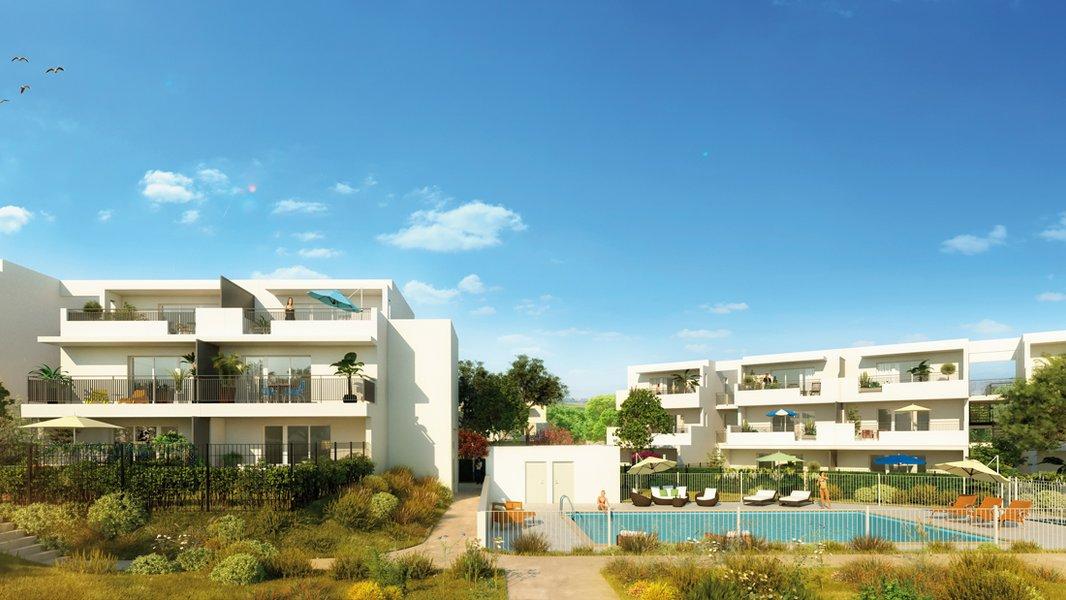 Appartements neufs Perpignan - Domaine Mas Rous Le Carignan