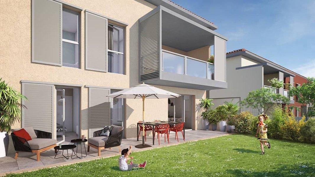 Appartements neufs Cogolin - Eden Cogolin