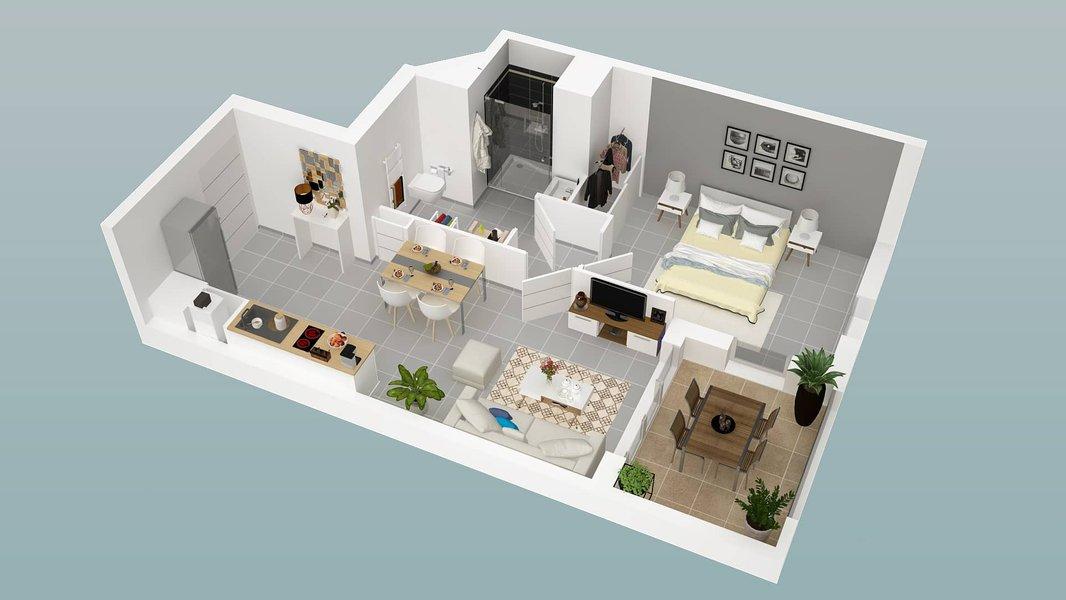 Appartements neufs Gardanne - L'essentiel