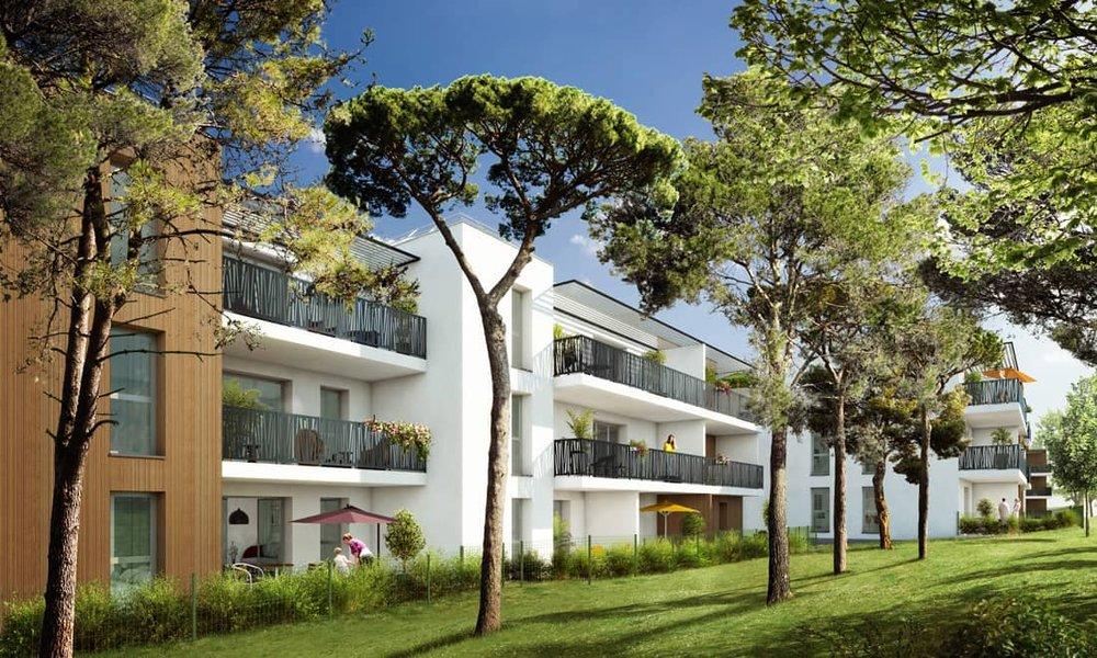 Appartements neufs Martigues - Le Clos Des Oliviers