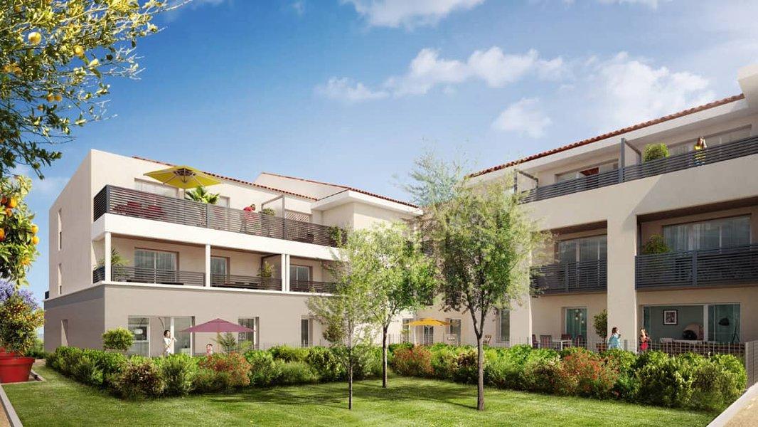 Appartements neufs Cuers - Le Domaine D'oppida