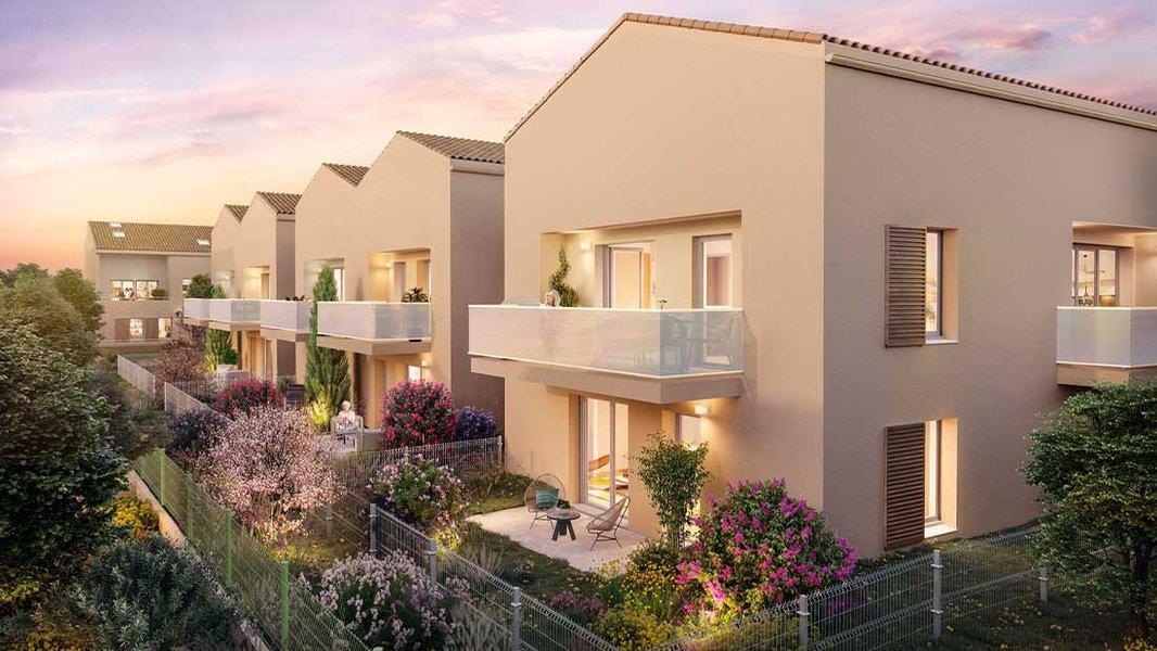 Appartements neufs Toulouse - 126 Garden - Prix Maîtrisés