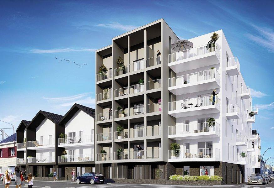 Appartements neufs Saint-nazaire - Coeur Ocean