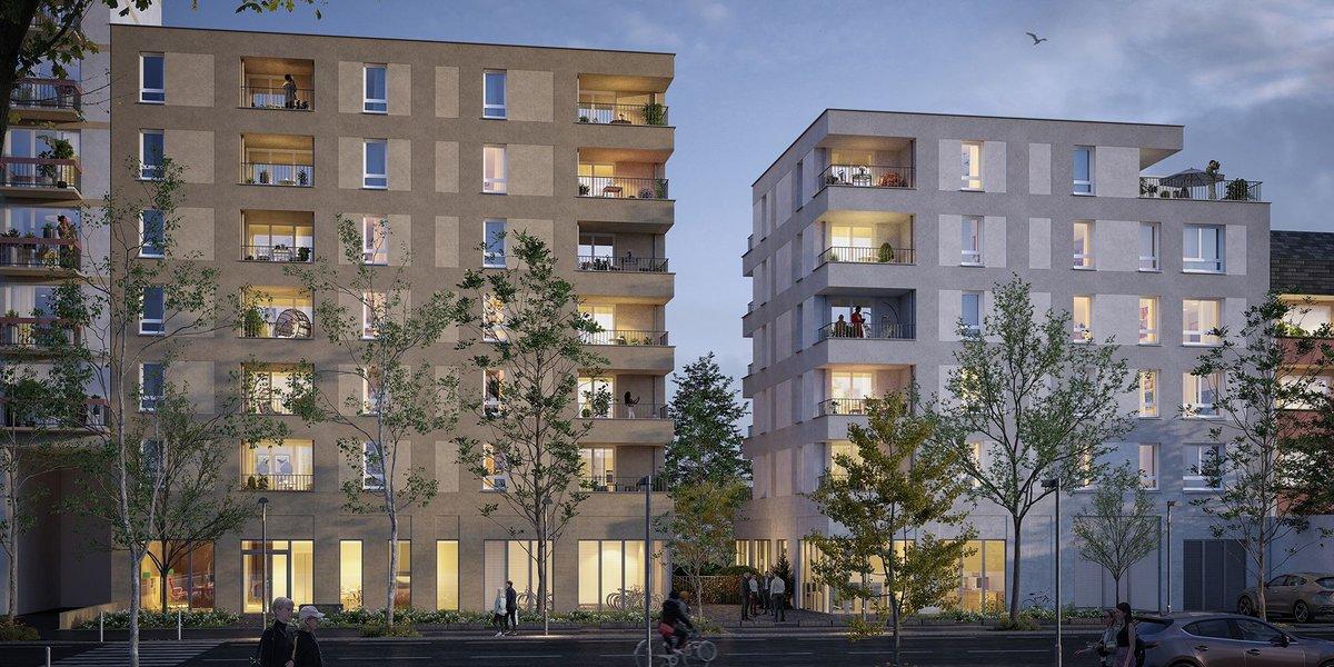 Appartements neufs Nantes - Baccara