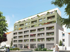 Appartements neufs Asnières-sur-seine - Les Patios D'asnieres