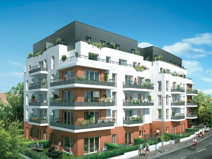 Appartements neufs Champigny-sur-marne - La Castella