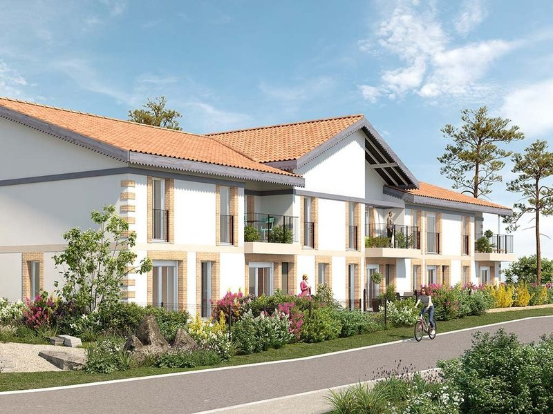 Appartements neufs Biscarrosse - Residence Du Lac