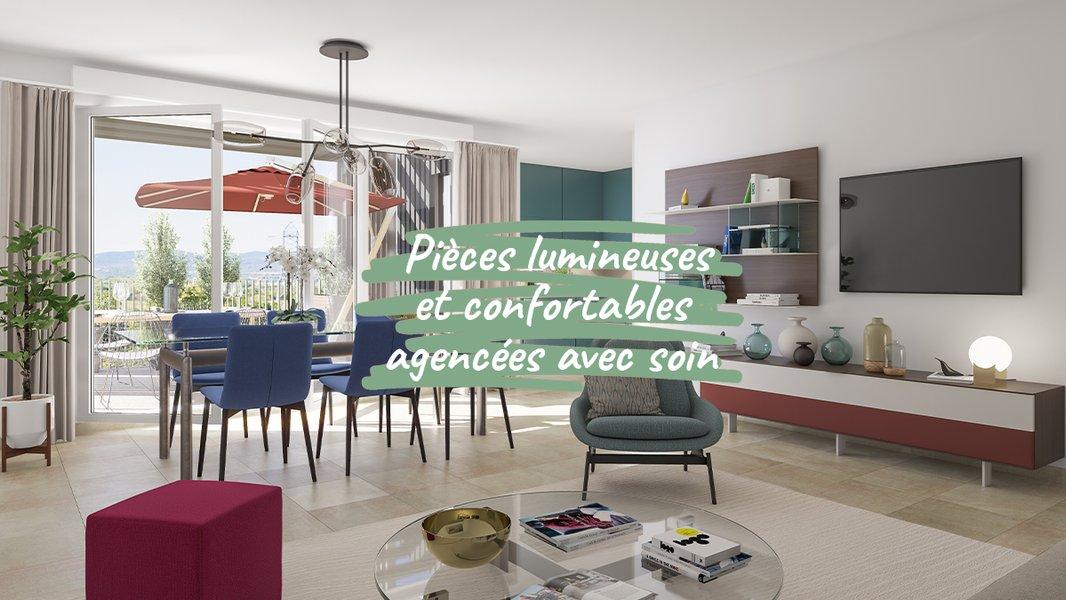 Appartements neufs Fréjus - Domaine Verdania