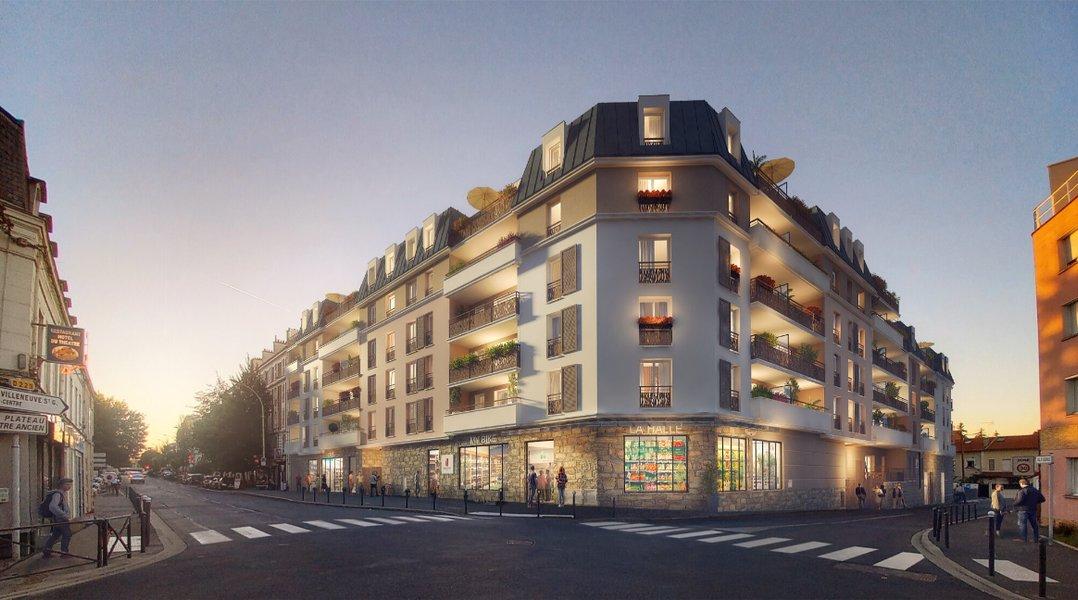 Appartements neufs Villeneuve-saint-georges - Villa Fleury