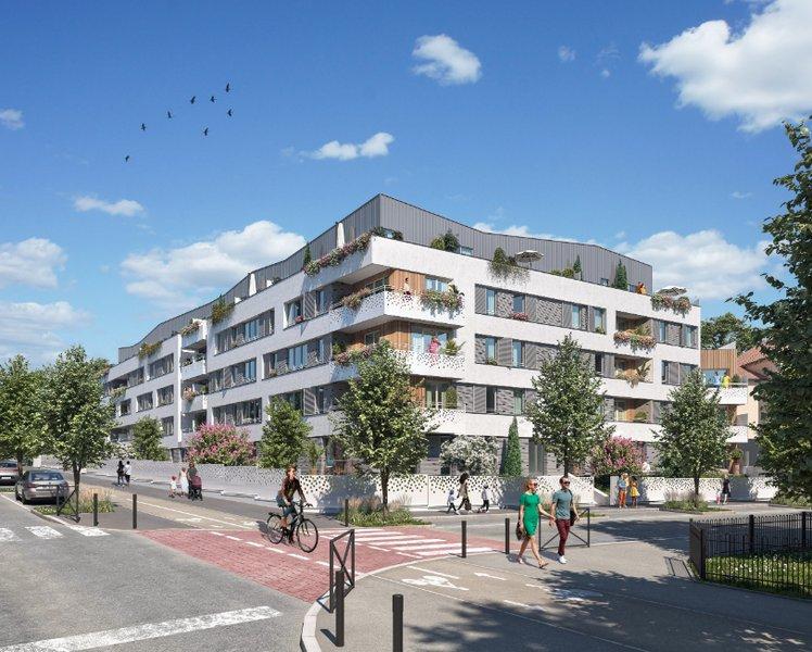 Appartements neufs Meaux - Côté Canal