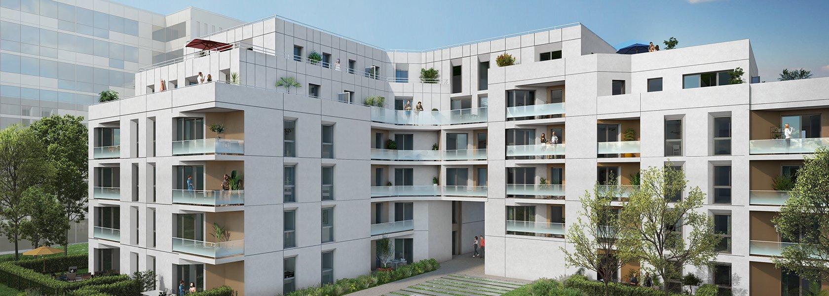 Appartements neufs Suresnes - Murmures