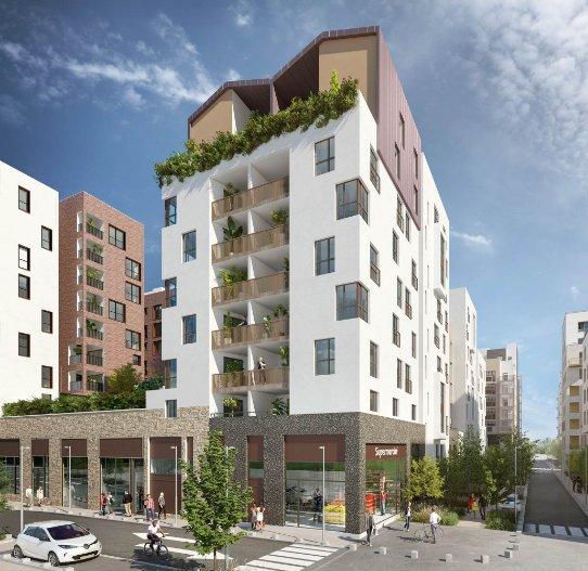 Appartement neuf Aubervilliers - Fort D'aubervilliers