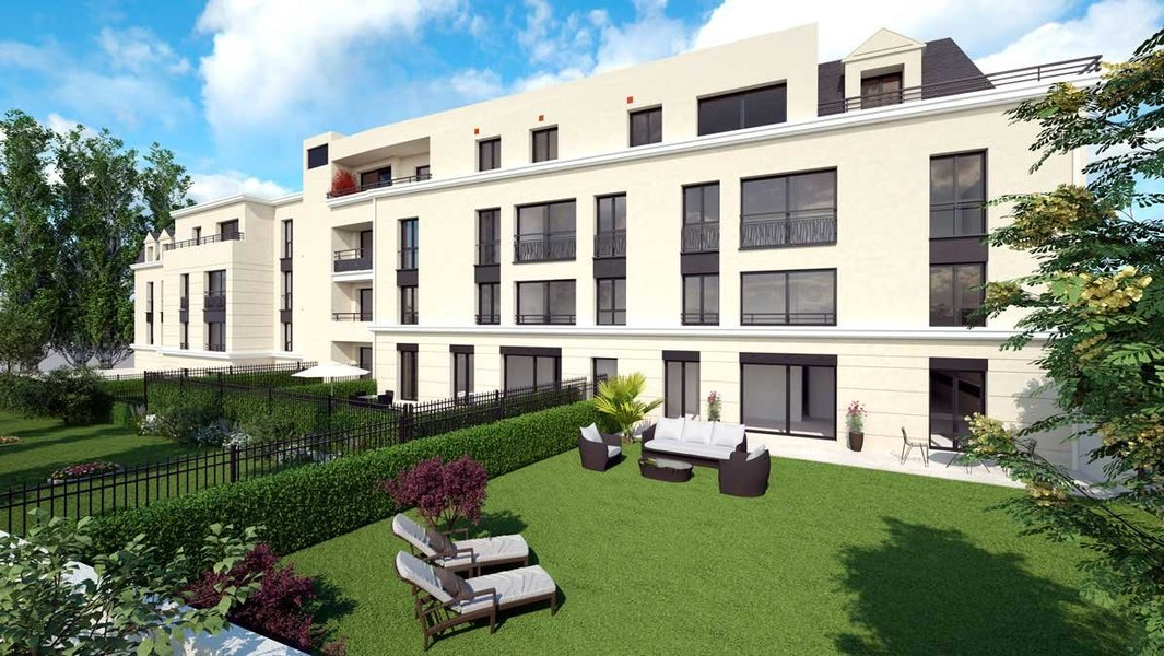 Appartements neufs Saint-cyr-l'école - Le Jardin D'hugo