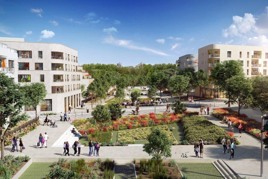 Appartements neufs Châtenay-malabry - L'écoquartier La Vallée De Châtenay-malabry
